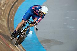 , USA, 1km TT, 2015 UCI Para-Cycling Track World Championships, Apeldoorn, Netherlands