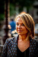 AMSTERDAM - portrait of the psychoanalyst Esther Perel ROBIN UTRECHT