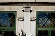 details of the building in Echad Haam street, Tel Aviv