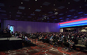 Jan 18, 2019; Sparks, NV, USA; General overall view of the UCS Spirit National Pole Vault Summit general assembly at the Nugget Casino Resort.