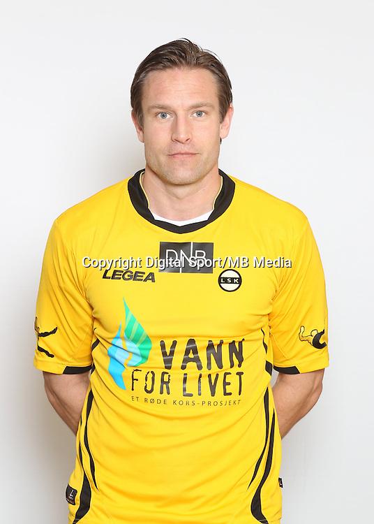 Fotball , Tippeligaen 2013 , Eliteserien<br /> , portrett , portretter<br /> Lillestr&oslash;m<br /> Torstein Helstad