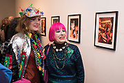 ZANDRA RHODES,  ANTHONY LYCETT, SOPHIE COCHEVELOU,  Them, Redfern Gallery PV. Cork St. London. 22 January 2020