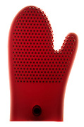 a new material design heat resistant rubber kitchen oven glove
