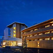 Sporthotel Silvretta Montafon, Hotel, Gaschurn