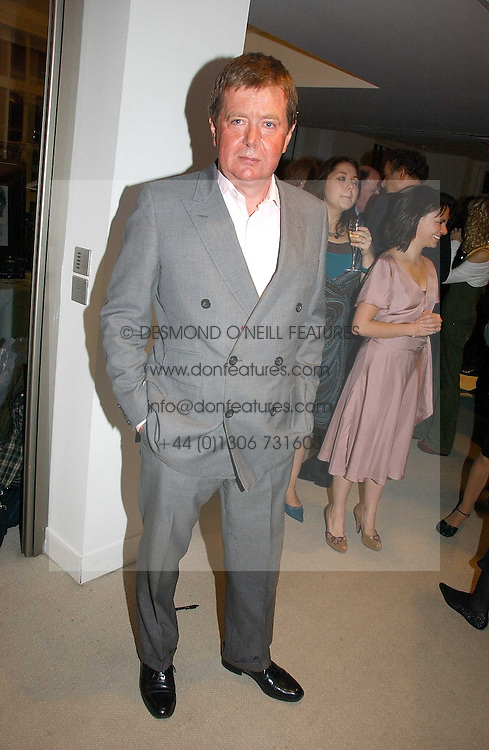 Former bodyguard to Diana, Princess of Wales KEN WHARF at a party to celebrate the publication of Diana by Sarah Bradford held at 80 The Strand, London on 27th September 2006.<br /><br />NON EXCLUSIVE - WORLD RIGHTS