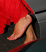 30.APRIL.2007. LONDON<br /> <br /> A DRUNK LOOKING KATE MOSS LEAVING THE DORCHESTER HOTEL AT 12.30AM WITH PHILLIP GREEN BY HER SIDE, SHE LOOKS WORSE FOR WEAR IN THE CAR AND WHEN SHE GOT HOME SHE HAD NO SHOES ON. <br /> <br /> BYLINE: EDBIMAGEARCHIVE.CO.UK<br /> <br /> *THIS IMAGE IS STRICTLY FOR UK NEWSPAPERS AND MAGAZINES ONLY*<br /> *FOR WORLD WIDE SALES AND WEB USE PLEASE CONTACT EDBIMAGEARCHIVE - 0208 954 5968*
