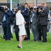ASCOT, ENGLAND - JUNE 18:  Photographers at Lady's day on the third day of Royal Ascot 2009 at Ascot Racecourse on June 18, 2009 in Ascot, England.  (Photo by Marco Secchi/Getty Images)