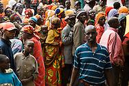 Anselme, président de la fédération des caféiculteurs de la province de Kayanza, nord du Burundi.