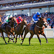 Ribchester (W.Buick) wins Gr.1 The Queen Anne Stakes, Ascot 20/06/2017, photo: Zuzanna Lupa / Racingfotos.com