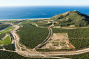 AN AERIAL TOUR BY COPALLA LOS CABOS, A PUEBLO BONITO PROPERTY IN THE PACIFIC SIDE OF CABO SAN LUCAS MEXICO. THIS TOUR INCLUDES THE NEW GOLF COURSE.
