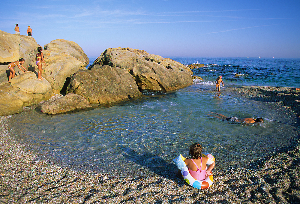 tourist attractions in spain, Costa del Sol Beaches