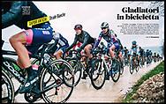 Strade Bianche 2018, Sportweek RCS. SportWeek_N_10_10_Marzo_2018 pag1