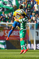 Jonathan Silva / Seba - 10.05.2015 - Estoril Praia / Sporting  - Liga Sagres<br /> Photo : Carlos Rodrigues / Icon Sport <br /> <br />   *** Local Caption ***