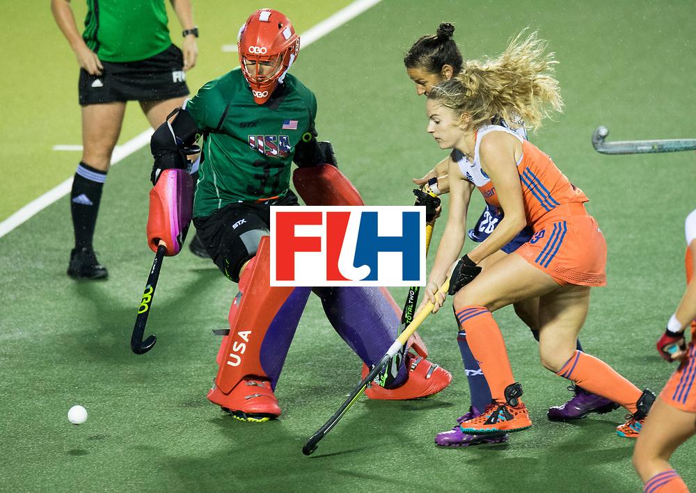 AUCKLAND - Sentinel Hockey World League final women<br /> Match id 10296<br /> 06 Usa v Netherlands<br /> Foto: Maartje Krekelaar <br /> WORLDSPORTPICS COPYRIGHT FRANK UIJLENBROEK