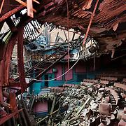 Dereliction - Derby Hippodrome Theatre