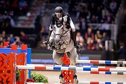 Fredricson Peder, SWE, H&M Kirlo van den Bosrand<br /> Jumping International de Bordeaux 2020