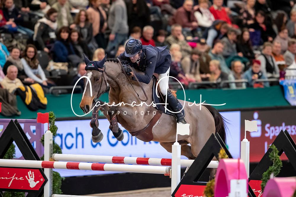 Moneta Luca Maria, ITA, Neptune Brecourt<br /> Leipzig - Partner Pferd 2019<br /> © Hippo Foto - Dirk Caremans