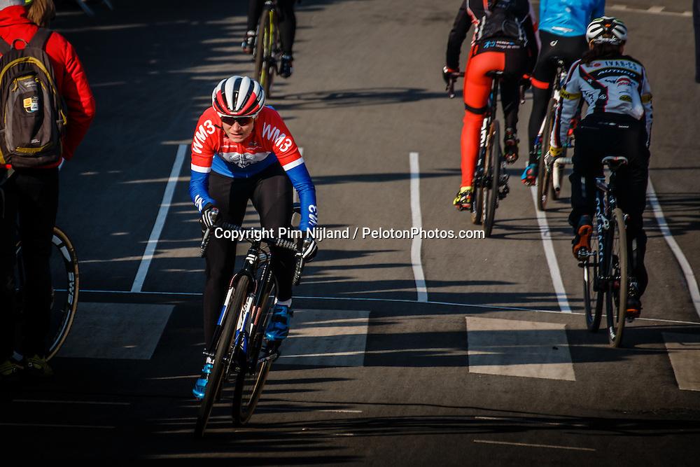 UCI Cyclo-cross World Cup #8 at Hoogerheide, Noord-Brabant, The Netherlands, 22 January 2017. Photo by Pim Nijland / PelotonPhotos.com   All photos usage must carry mandatory copyright credit (Peloton Photos   Pim Nijland)