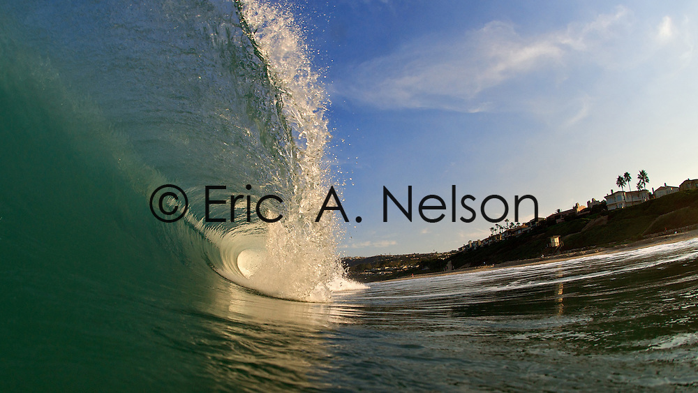 Wave Crashing, Salt Creek, Dana Point, Beach, California