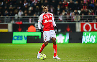 Mohamed FOFANA - 25.01.2015 - Reims / Lens  - 22eme journee de Ligue1<br /> Photo : Dave Winter / Icon Sport *** Local Caption ***