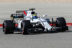 October 21, 2017 - Austin, Texas, U.S - Williams driver Felipe Massa (19) of Brazil in action during the final practice before the Formula 1 United States Grand Prix race at the Circuit of the Americas race track in Austin,Texas. (Credit Image: © Dan Wozniak via ZUMA Wire)