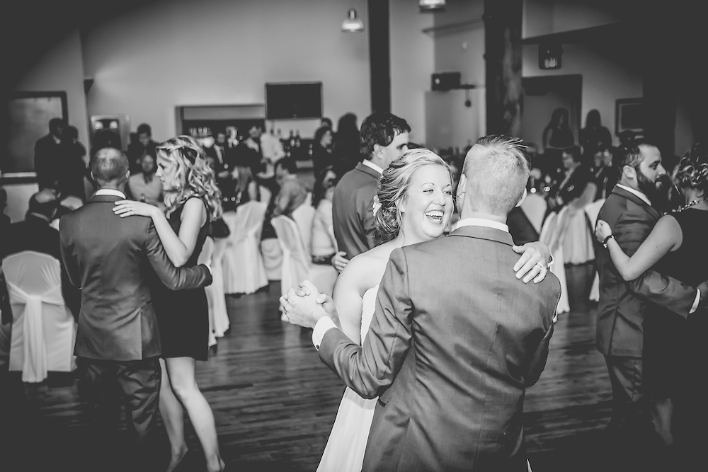 Heather & Artie's Grey Silo Wedding