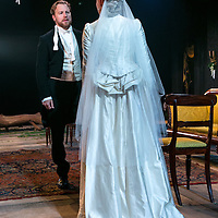 Ivanov by Anton Chekhov;<br /> New version by David Hare;<br /> Directed by Jonathan Kent;<br /> Olivia Vinall (as Sasha);<br /> Samuel West (as Nikolai Ivanov);<br /> Chichester Festival Theatre, Chichester, UK;<br /> 14 October 2015.