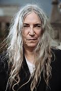 Mexico City, Mexico – August 31, 2017: Patti Smith in Mexico City. Rodrigo Cruz for The New York Times