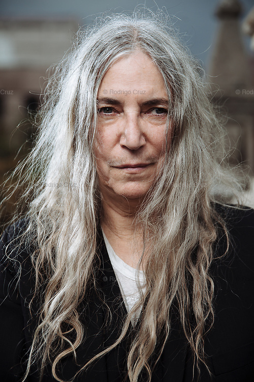 Mexico City, Mexico – August 31, 2017: Patti Smith in Mexico City. Rodrigo Cruz for The New York Times