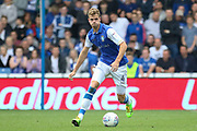 Sheffield Wednesday defender Joost van Aken (4) during the EFL Sky Bet Championship match between Sheffield Wednesday and Sheffield Utd at Hillsborough, Sheffield, England on 24 September 2017. Photo by Phil Duncan.