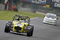 #142 Richard Carter Caterham R300 2000 during the CSCC Meteor Suspension Open Series at Oulton Park, Little Budworth, Cheshire, United Kingdom. October 15 2016. World Copyright Peter Taylor/PSP. <br /> Copy of publication required for printed pictures.  Every used picture is fee-liable. http://archive.petertaylor-photographic.co.uk