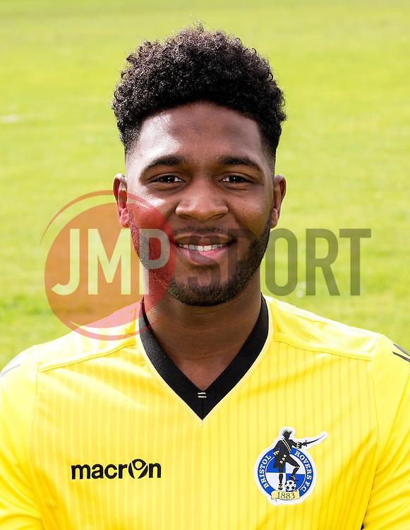 Ellis Harrison of Bristol Rovers - Mandatory by-line: Robbie Stephenson/JMP - 04/08/2016 - FOOTBALL - The Lawns Training Ground - Bristol, England - Bristol Rovers Head Shots