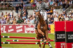 Weishaupt Philipp, GER, Che Fantastica<br /> CHIO Aachen 2019<br /> Weltfest des Pferdesports<br /> © Hippo Foto - Sharon Vandeput<br /> Weishaupt Philipp, GER, Che Fantastica