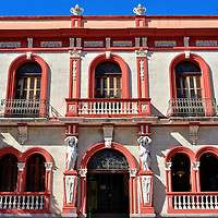 Armstrong-Toro House in Ponce, Puerto Rico<br />