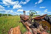 Junkyard Tractors