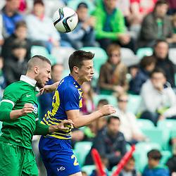 20150425: SLO, Football - Prva liga Telekom Slovenije 2014/15, NK Olimpija Ljubljana v NK Luka Koper