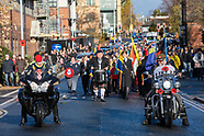 Hatfield Remembrance Day 2018