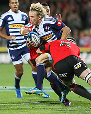 Christchurch-Rugby, Super 15, Crusaders v Stormers