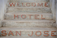 Hotel San Jose in Austin, Texas.