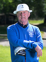 ARNHEM - Gol - Golfprofessional Jan Dorrestein, Rosendaelsche Golfclub. COPYRIGHT KOEN SUYK