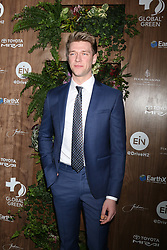February 20, 2019 - Beverly Hills, CA, USA - LOS ANGELES - FEB 20:  Collins Key at the Global Green 2019 Pre-Oscar Gala at the Four Seasons Hotel on February 20, 2019 in Beverly Hills, CA (Credit Image: © Kay Blake/ZUMA Wire)