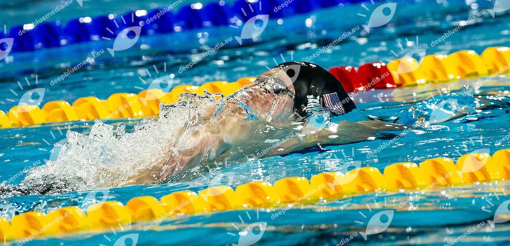 MURPHY Ryan USA  Bronze Medal.Men 200m Backstroke.FINA World Short Course Swimming Championships.Istanbul Turkey 12 - 16 Dec. 2012.Day 05.Photo G.Scala/Deepbluemedia/Inside