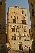 Old Yemeni Tower House in Sanaa.