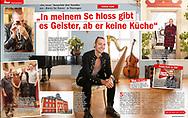 On Assignment for Neue Post: Homestory with TV Personality and Specialist for Antiques, Fabian Kahl.<br /> Published in Das Neue #13, 2018.<br /> <br /> Verwendung mit freundlicher Genehmigung von Neue Post.
