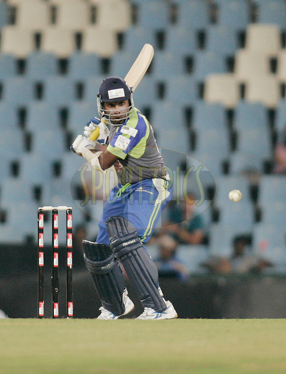 Wayamba player Mahela Jayawardena during match 16 of the Airtel CLT20 held between the Victorian Bushrangers and the Wayamba Elevens at Supersport Park in Centurion on the 20 September 2010..Photo by: Abbey Sebetha/SPORTZPICS/CLT20