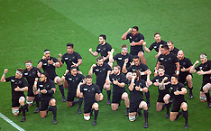 RWC 2015 - South Africa v All Blacks