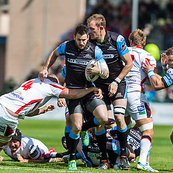 Glasgow Warriors v Ulster | RaboPro 12 | 16 May 2015
