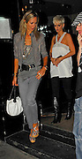 29.08.2007. LONDON<br /> <br /> **EXCLUSIVE PICTURES**<br /> <br /> SARAH HARDING AND BOYFRIEND TOM CRANE ALONG WITH BEST FRIEND LADY VICTORIA HERVEY LEAVING THE CLUB BAR & RESTAURANT IN SOHO, LONDON, UK.<br /> <br /> BYLINE: EDBIMAGEARCHIVE.CO.UK<br /> <br /> *THIS IMAGE IS STRICTLY FOR UK NEWSPAPERS AND MAGAZINES ONLY*<br /> *FOR WORLD WIDE SALES AND WEB USE PLEASE CONTACT EDBIMAGEARCHIVE - 0208 954 5968*