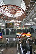 Malaysia, Kuala Lumpur. Kuala Lumpur Sentral (KL Sentral) railway station.