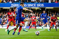 Davide Zappacosta of Chelsea - Rogan/JMP - 09/05/2018 - FOOTBALL - Stamford Bridge - London, England - Chelsea v Huddersfield Town - Premier League.